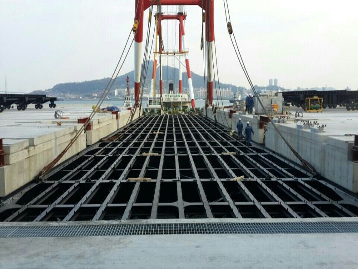 Manufacturing and installing articles and delivery services for the Jin-Mok grounding facility work 첨부파일 : 1562744338.jpg